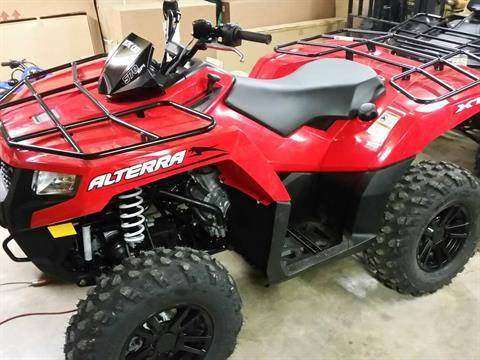 2019 Arctic Cat Alterra 570 XT EPS in Portersville, Pennsylvania