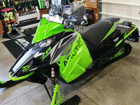 2019 Arctic Cat ZR 8000 RR ES (129) in Portersville, Pennsylvania