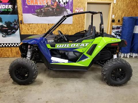 2019 Arctic Cat Wildcat Sport XT in Portersville, Pennsylvania