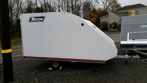 2017 Triton Trailers TC118 in Portersville, Pennsylvania