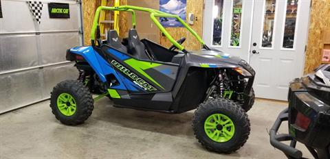2019 Arctic Cat Wildcat Sport LTD in Portersville, Pennsylvania