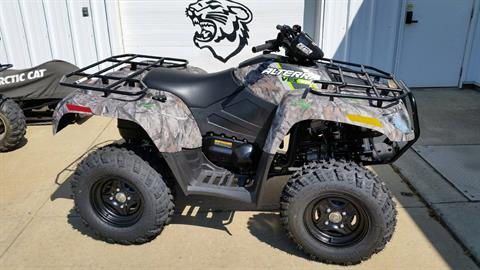 2018 Arctic Cat VLX 700 EPS CAMO in Portersville, Pennsylvania