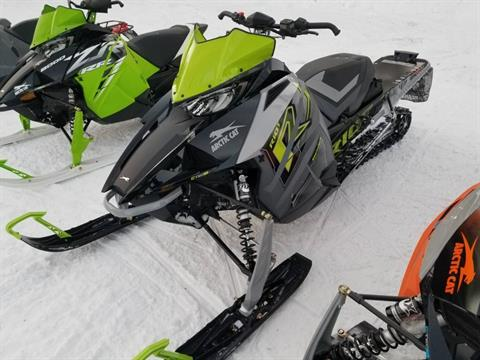 2021 Arctic Cat Riot 8000 QS3 1.60 ES in Portersville, Pennsylvania - Photo 5