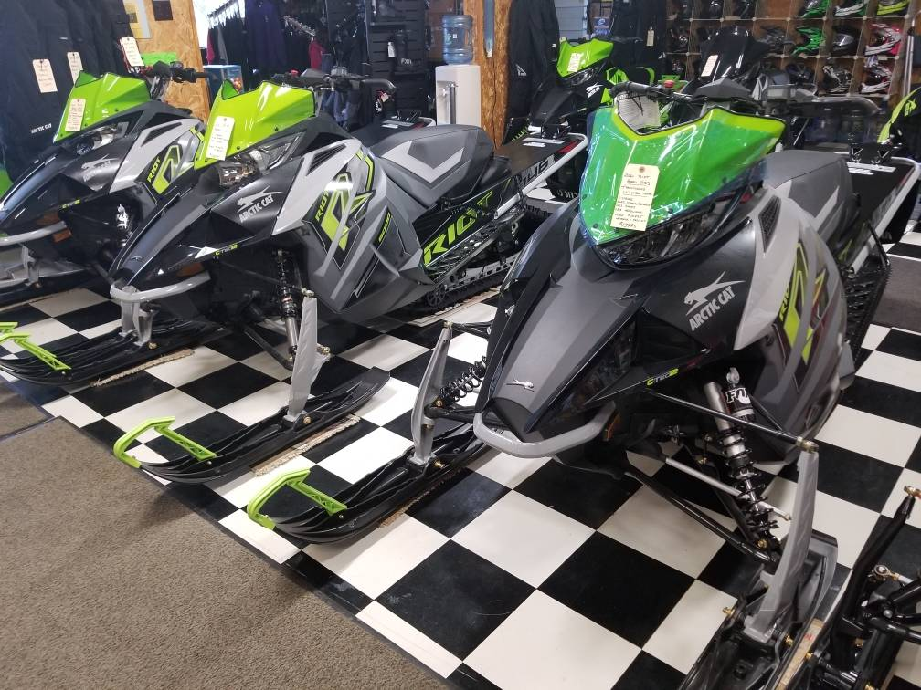 2021 Arctic Cat Riot 8000 QS3 1.60 ES in Portersville, Pennsylvania - Photo 3