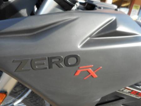 2017 Zero Motorcycles FX in Fort Collins, Colorado