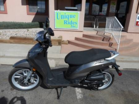 2016 Genuine Scooters Venture 50 in Fort Collins, Colorado