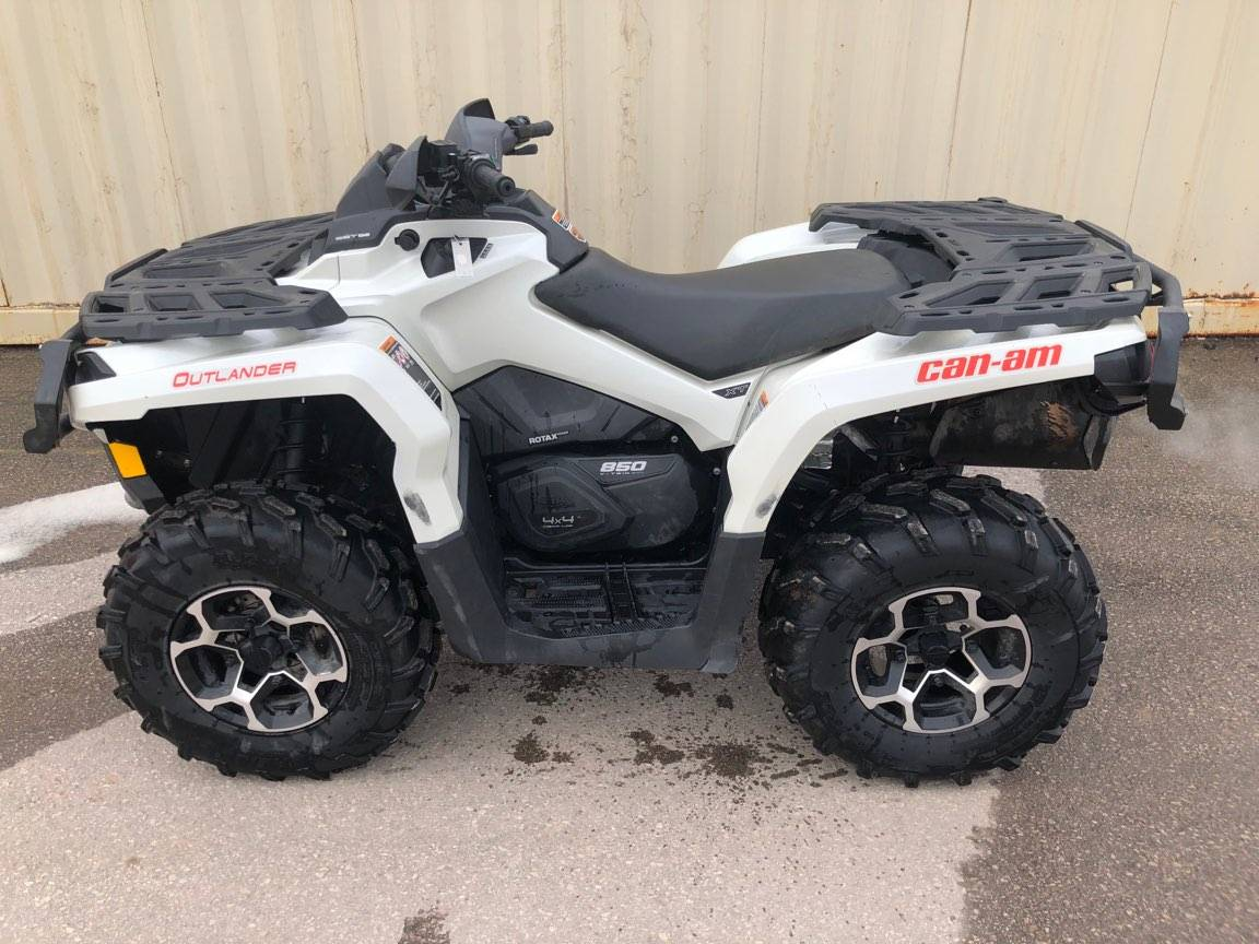 2016 Can Am Outlander Xt 850 In Rapid City South Dakota
