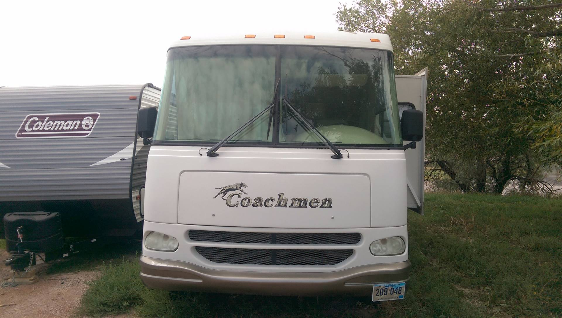 2003 Other Coachmen 340MB-F Mirada Motorhome in Rapid City, South Dakota