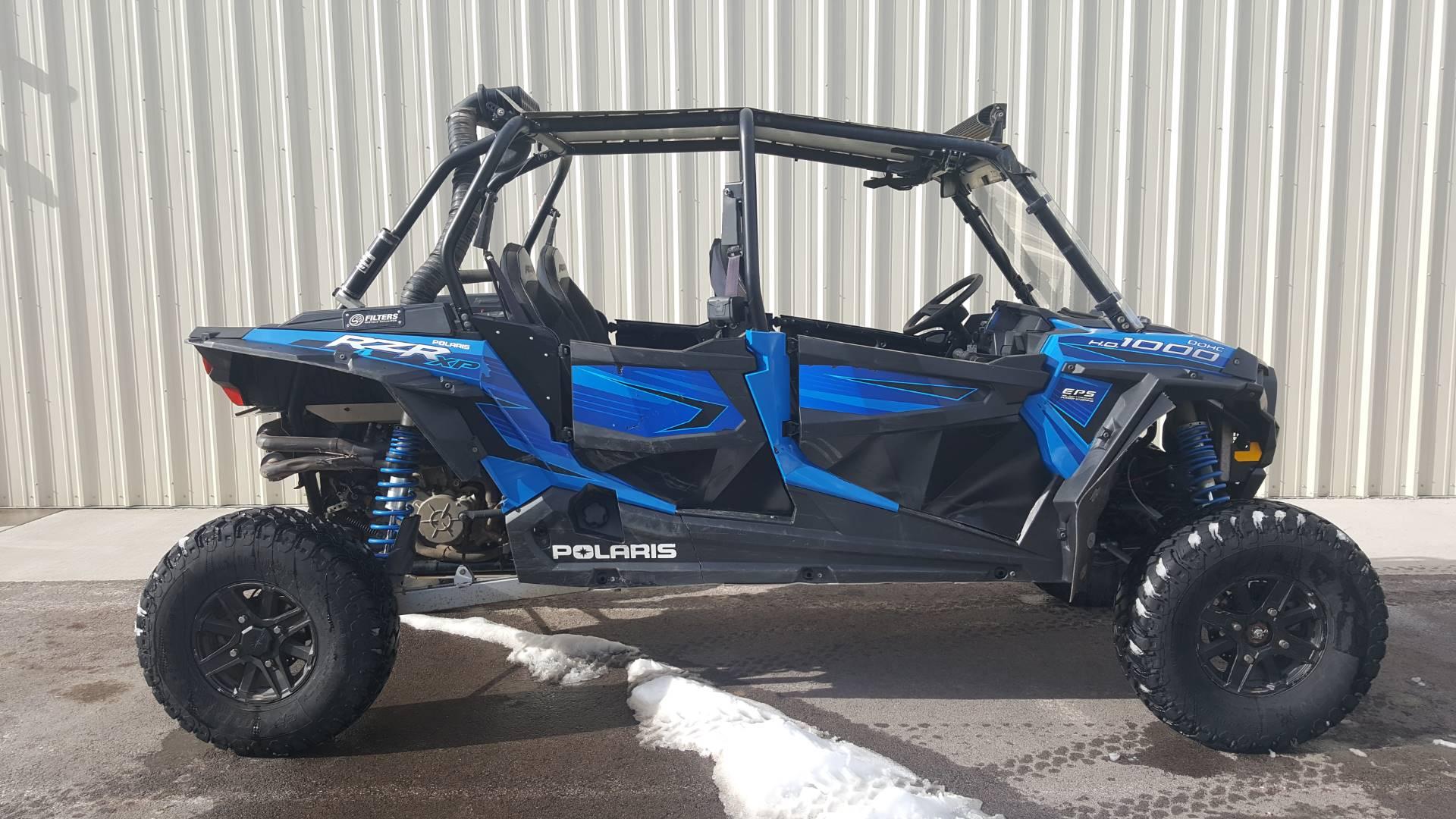 2015 Polaris RZR XP 4 1000 EPS for sale 124553