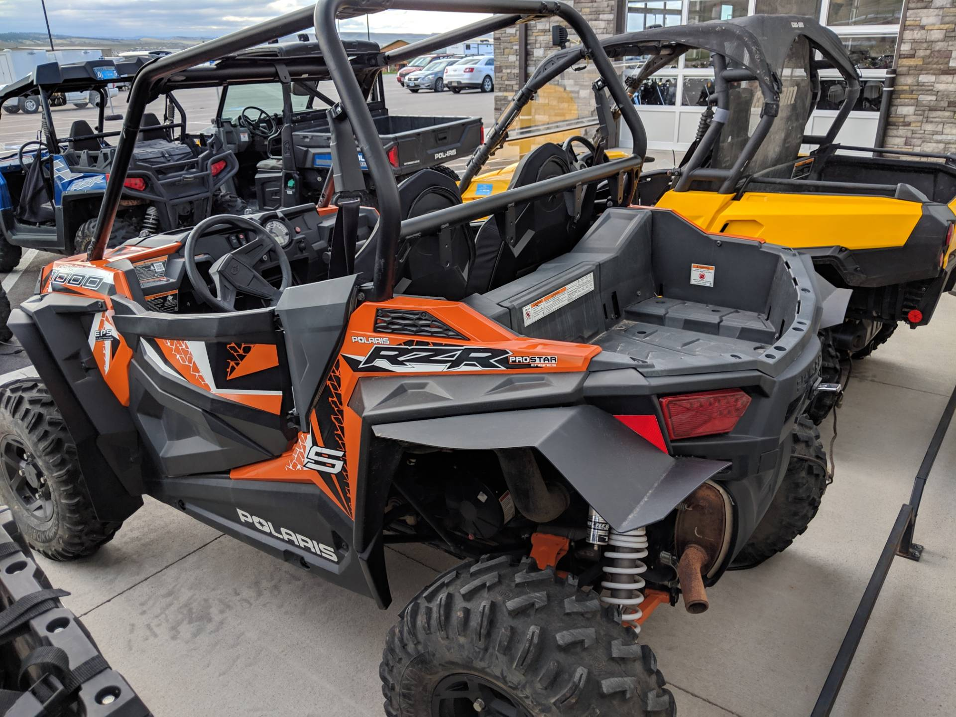 2017 Polaris RZR S 1000 EPS in Rapid City, South Dakota