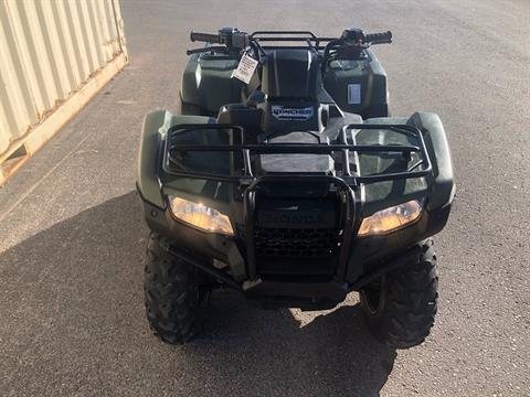 2014 Honda FourTrax® Rancher® ES in Rapid City, South Dakota