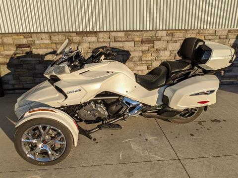 2019 Can-Am Spyder F3 Limited in Rapid City, South Dakota - Photo 4