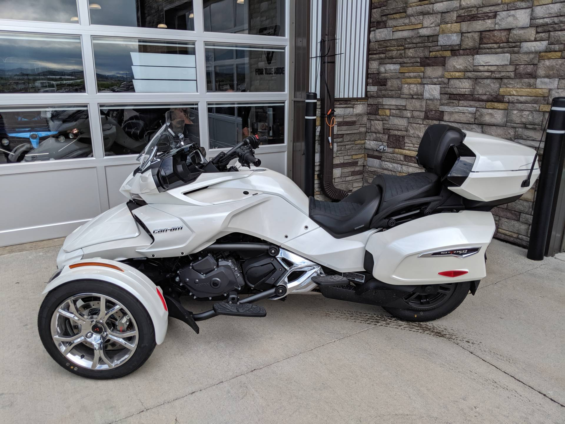 2019 Can-Am Spyder F3 Limited in Rapid City, South Dakota - Photo 1