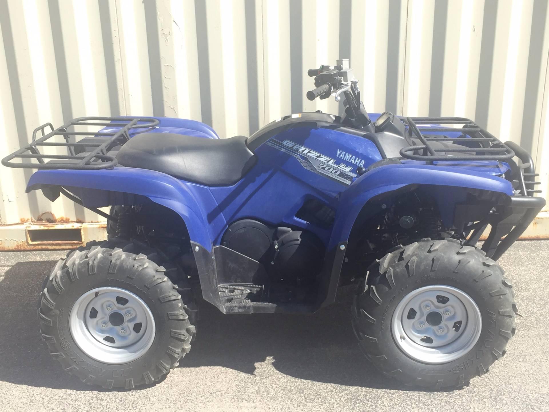 2015 yamaha grizzly 700 for sale for Yamaha rapid city sd