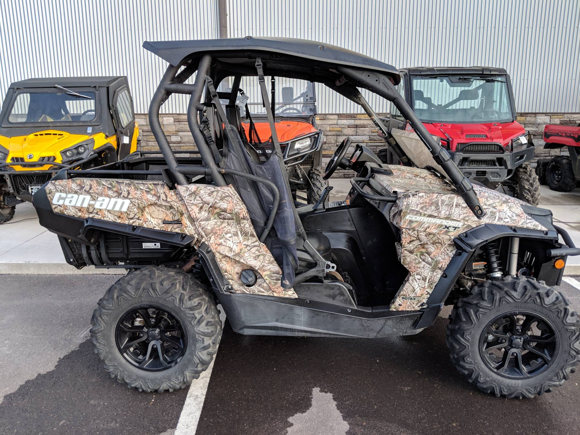 2015 Can-Am Commander XT 1000 for sale 457