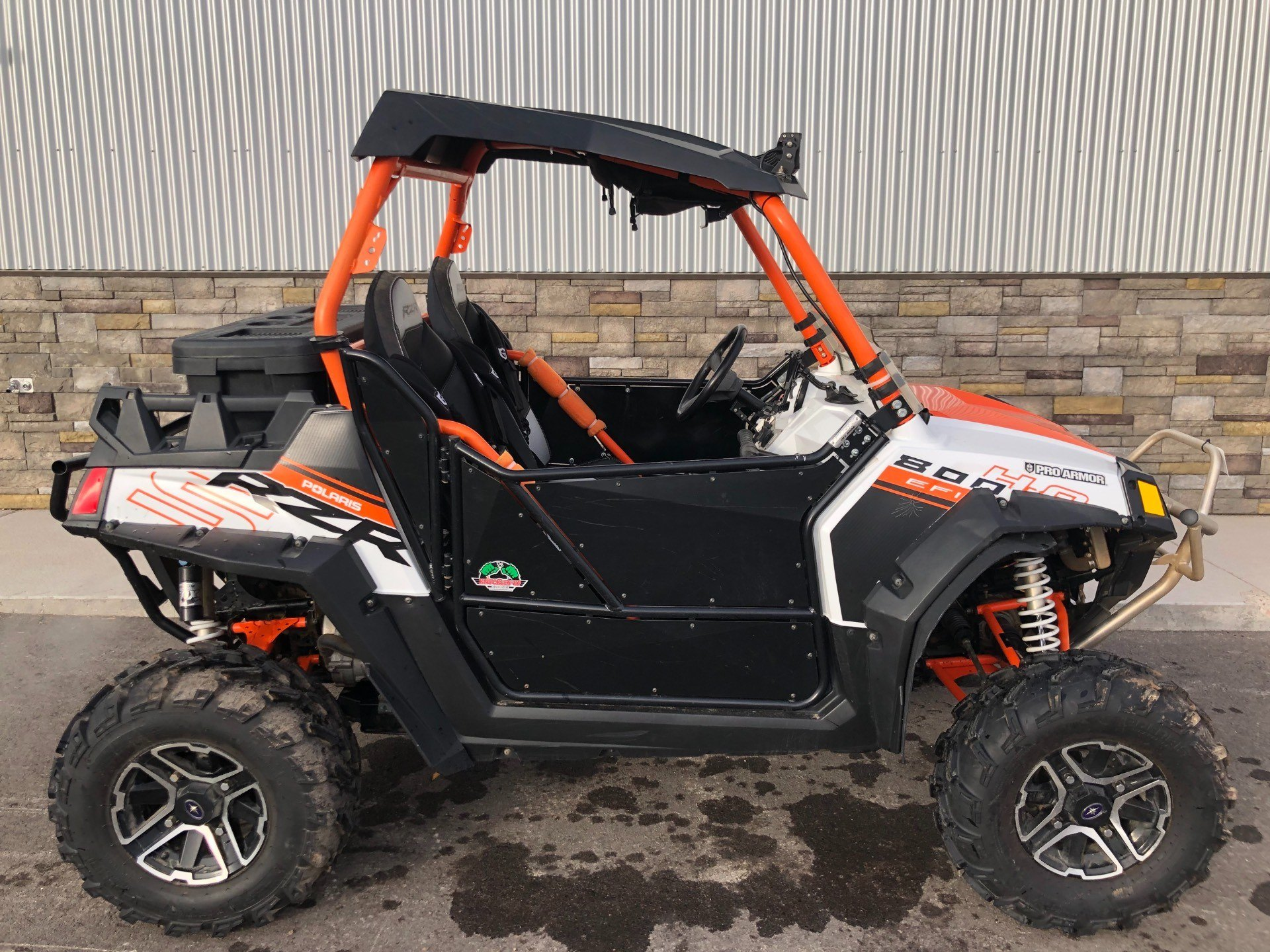 2013 Polaris RZR® S 800 LE in Rapid City, South Dakota