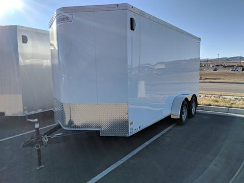 2019 Haulmark TSV716T2 Transport V-Nose 7x16 in Rapid City, South Dakota
