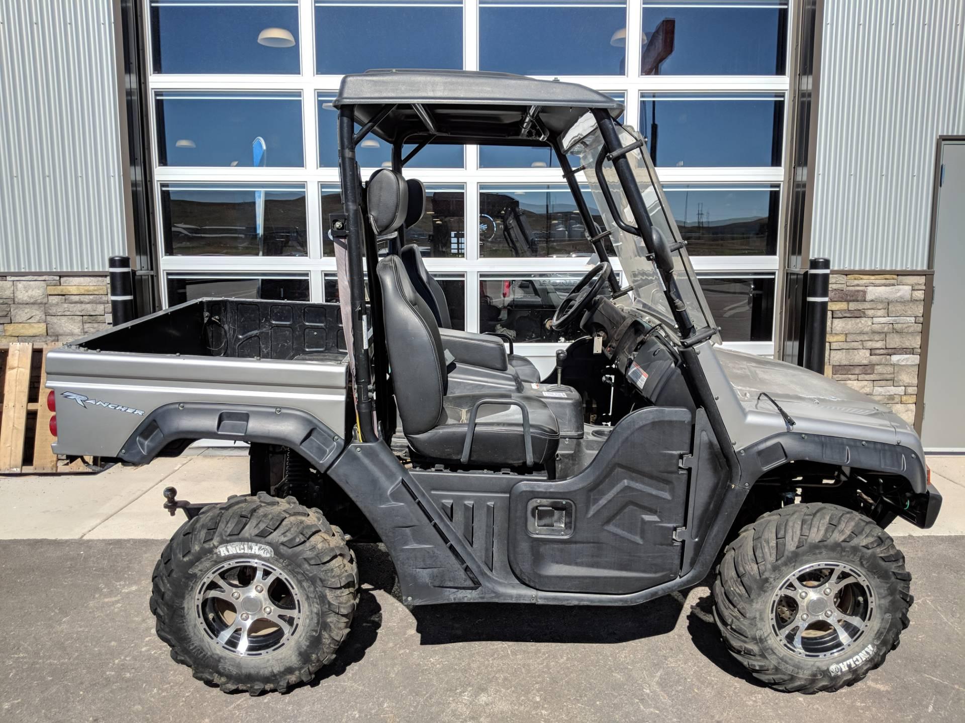 2012  Rancher 600 EFI for sale 4182