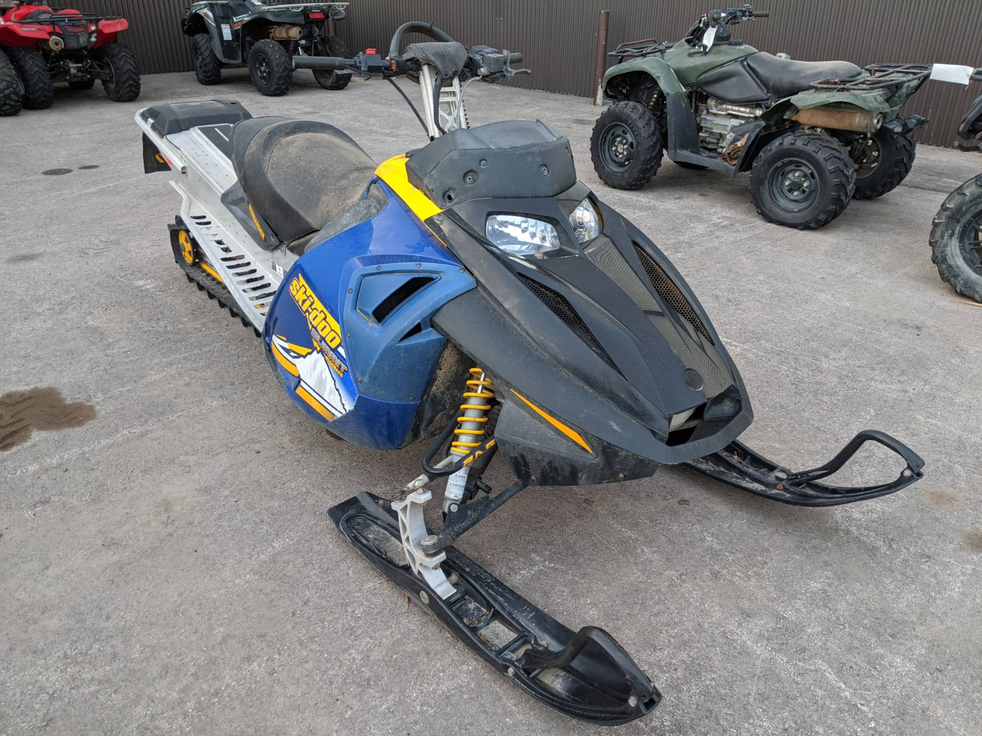 2005 Ski-Doo Summit Highmark 1000 X in Rapid City, South Dakota - Photo 2