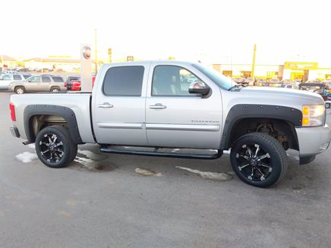 2011 Chevrolet SILVERADO C1500 LT CREW CAB 4X2 in Rapid City, South Dakota