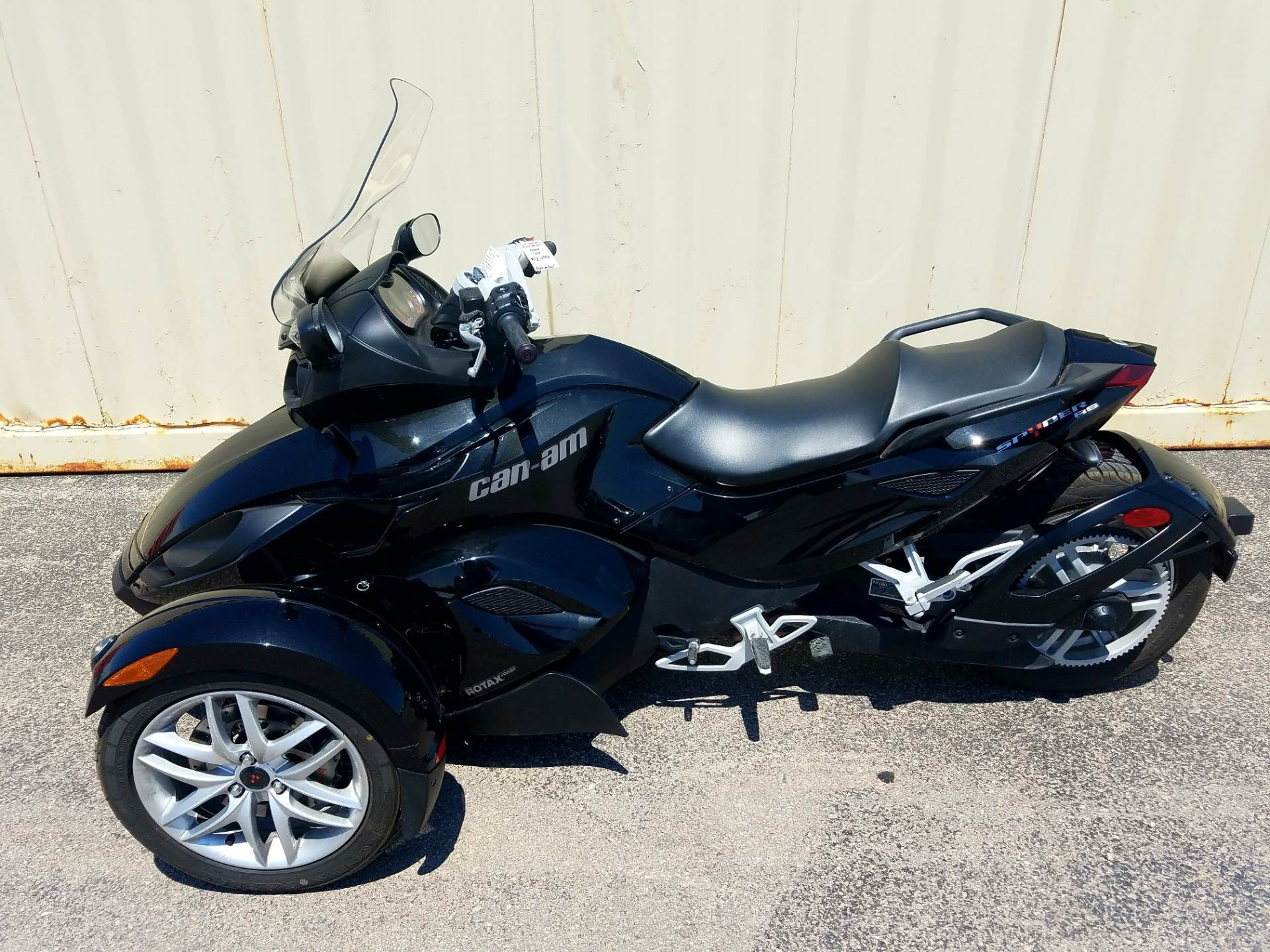 used 2015 can am spyder rs sm5 motorcycles in rapid city sd. Black Bedroom Furniture Sets. Home Design Ideas