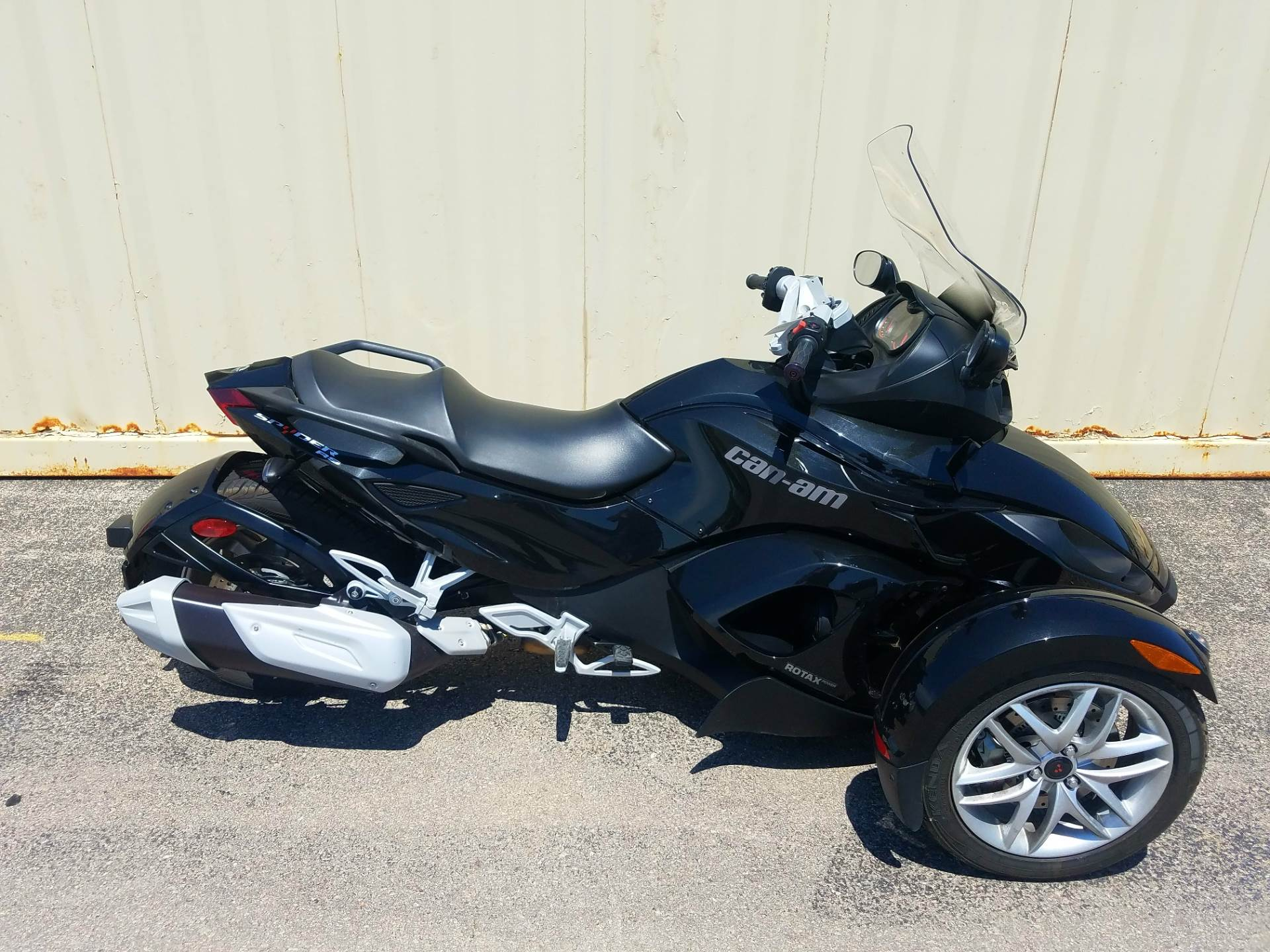 2015 Can-Am Spyder® RS SM5 in Rapid City, South Dakota