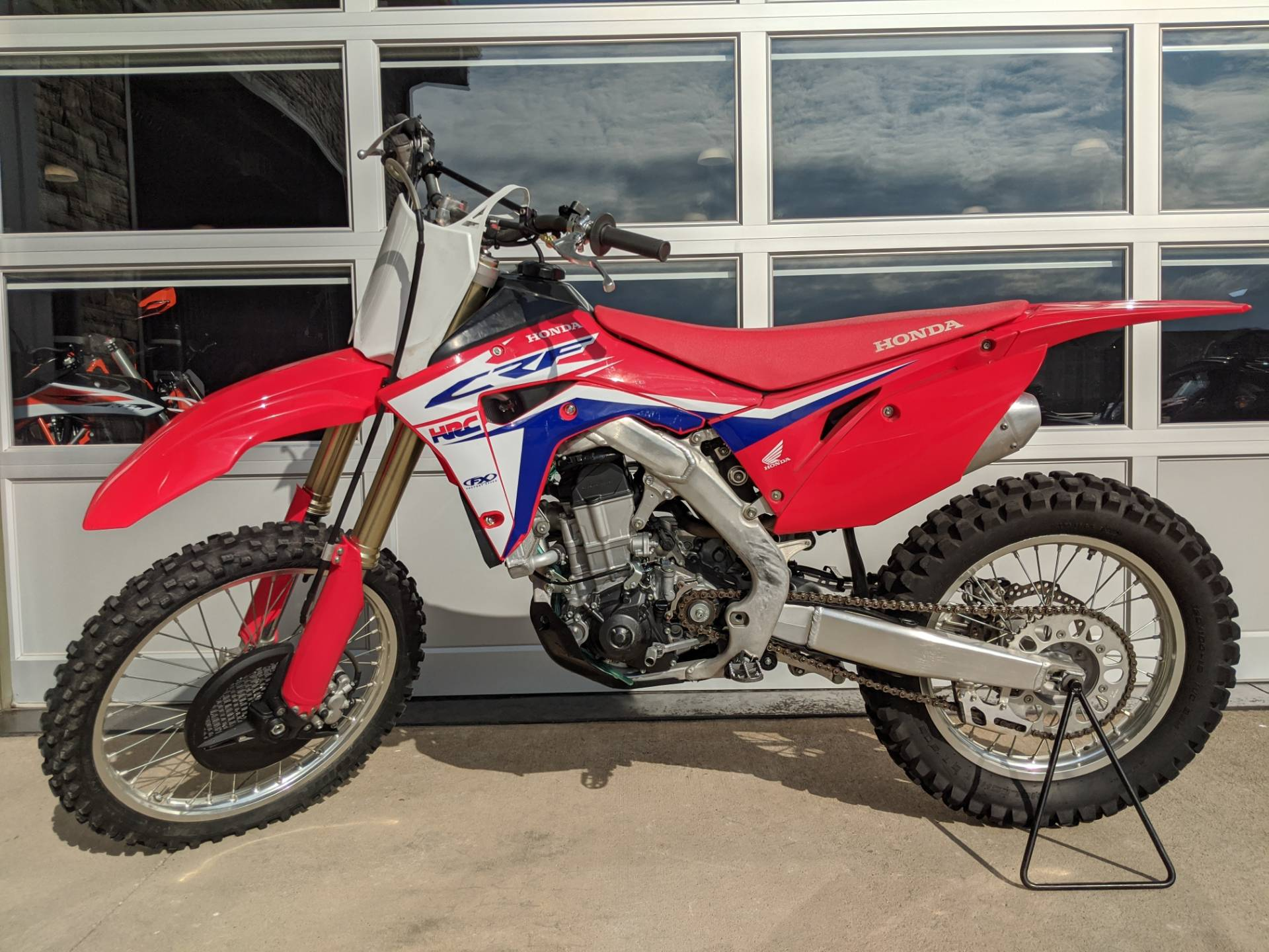 2017 Honda CRF450RX in Rapid City, South Dakota - Photo 2