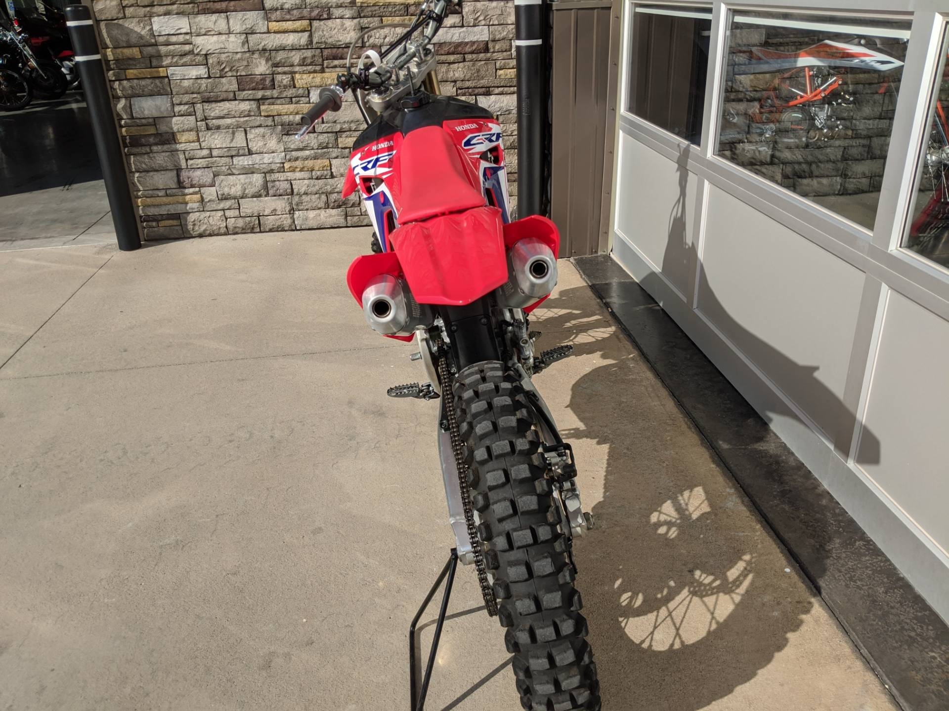 2017 Honda CRF450RX in Rapid City, South Dakota - Photo 5