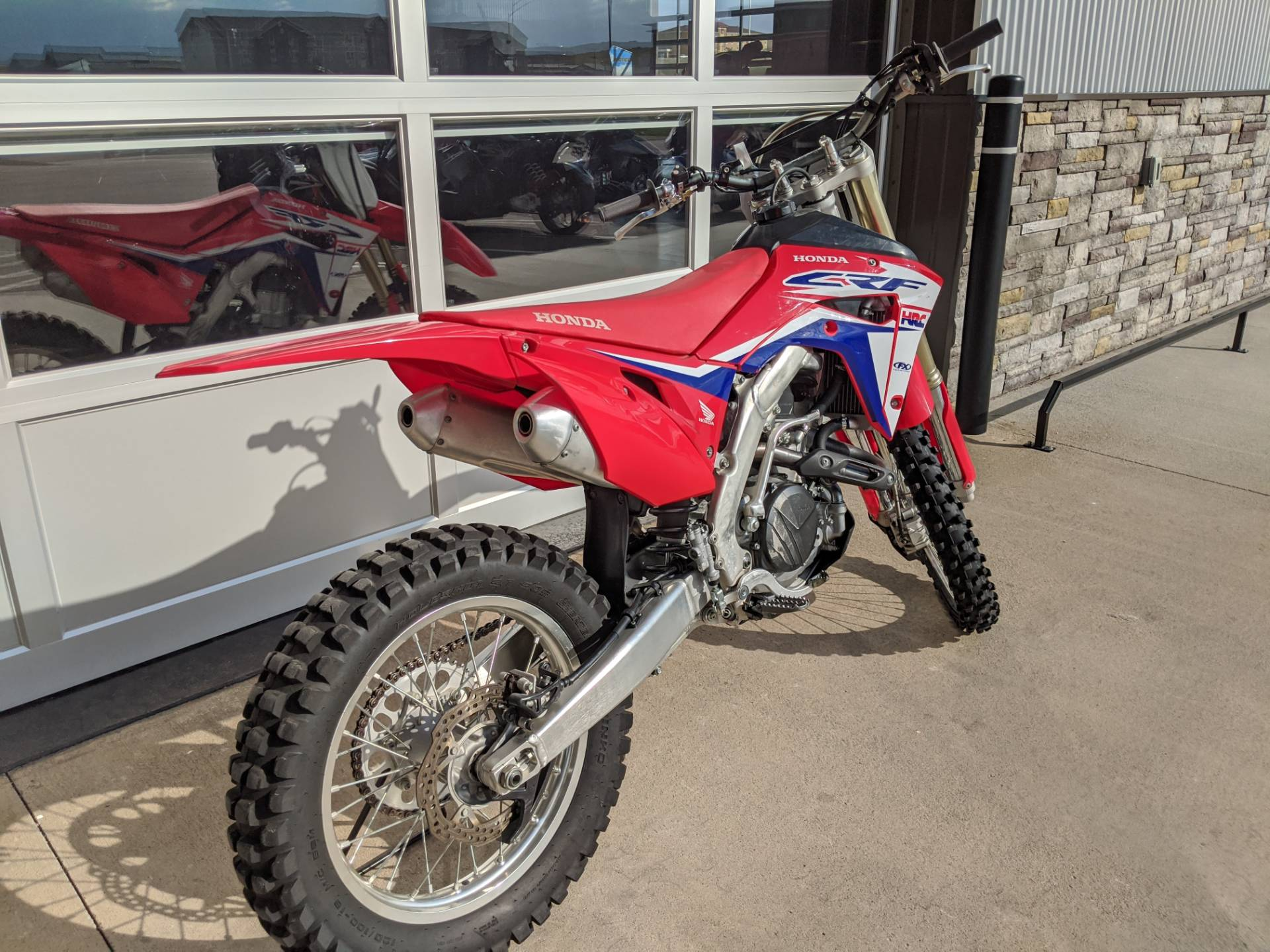 2017 Honda CRF450RX in Rapid City, South Dakota - Photo 6