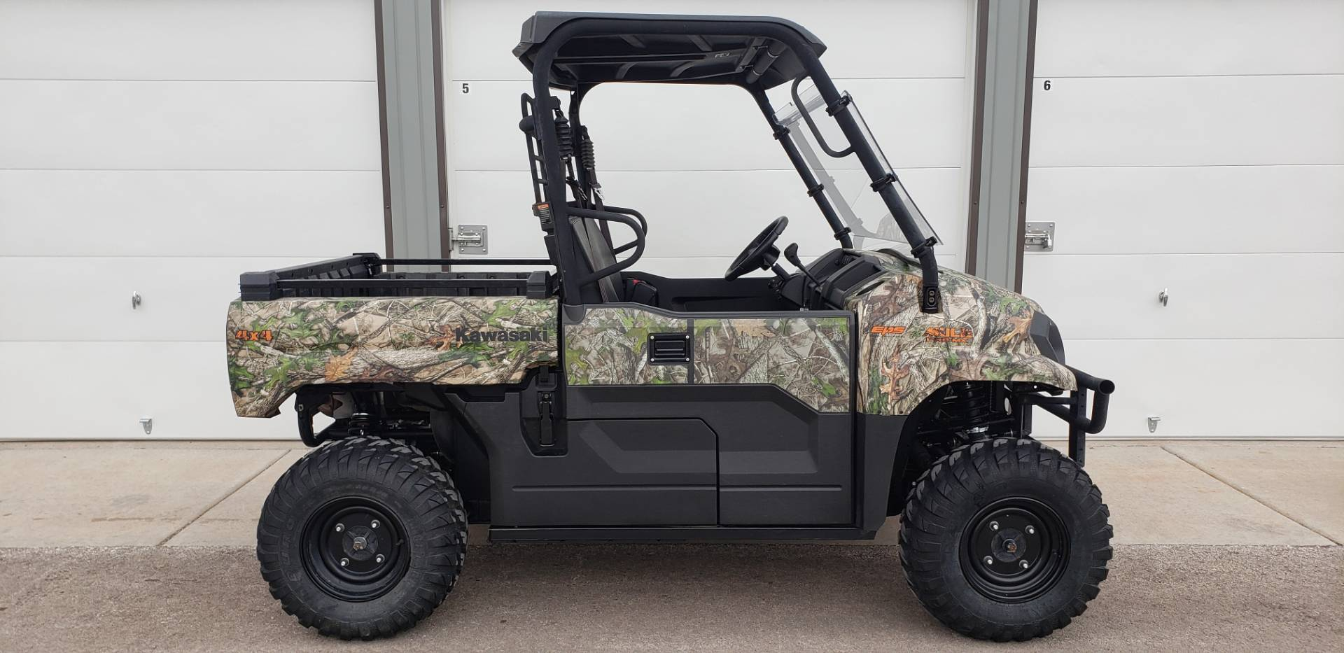 2019 Kawasaki Mule PRO-MX EPS Camo in Rapid City, South Dakota - Photo 1