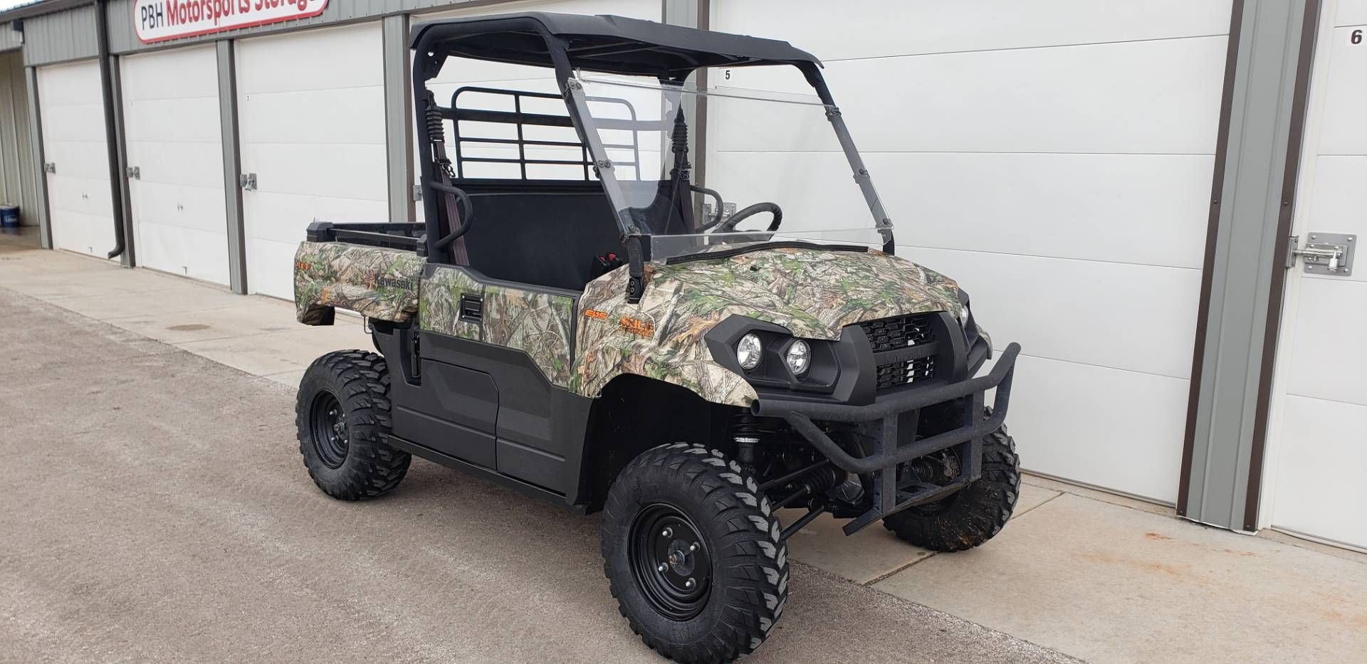 2019 Kawasaki Mule PRO-MX EPS Camo in Rapid City, South Dakota - Photo 2