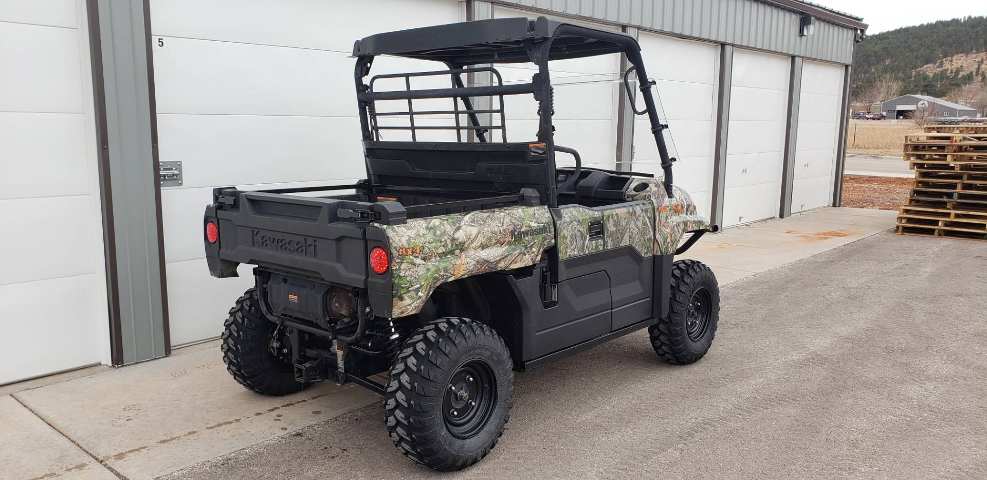 2019 Kawasaki Mule PRO-MX EPS Camo in Rapid City, South Dakota - Photo 3