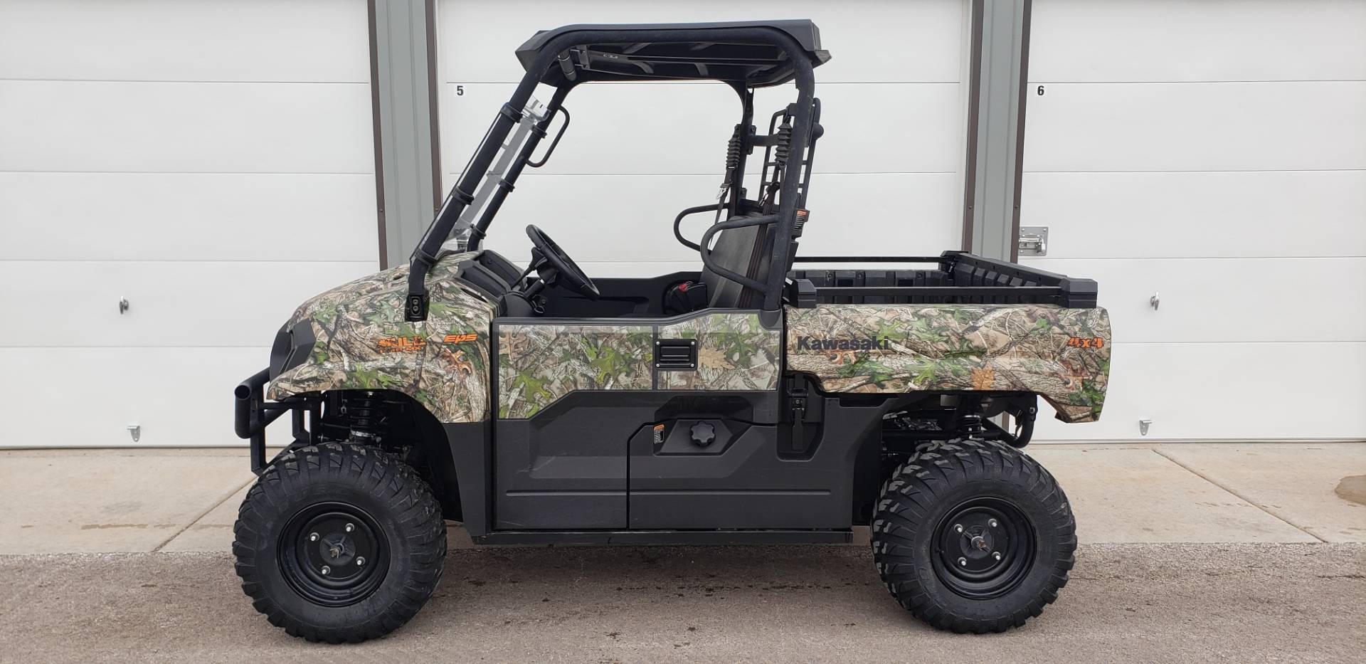2019 Kawasaki Mule PRO-MX EPS Camo in Rapid City, South Dakota - Photo 6
