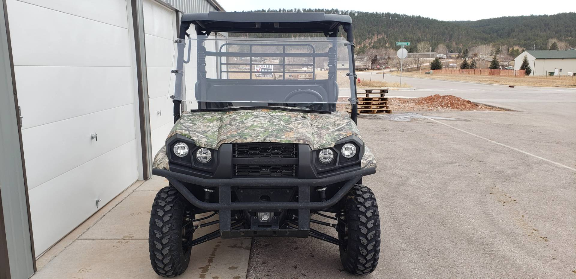 2019 Kawasaki Mule PRO-MX EPS Camo in Rapid City, South Dakota - Photo 9