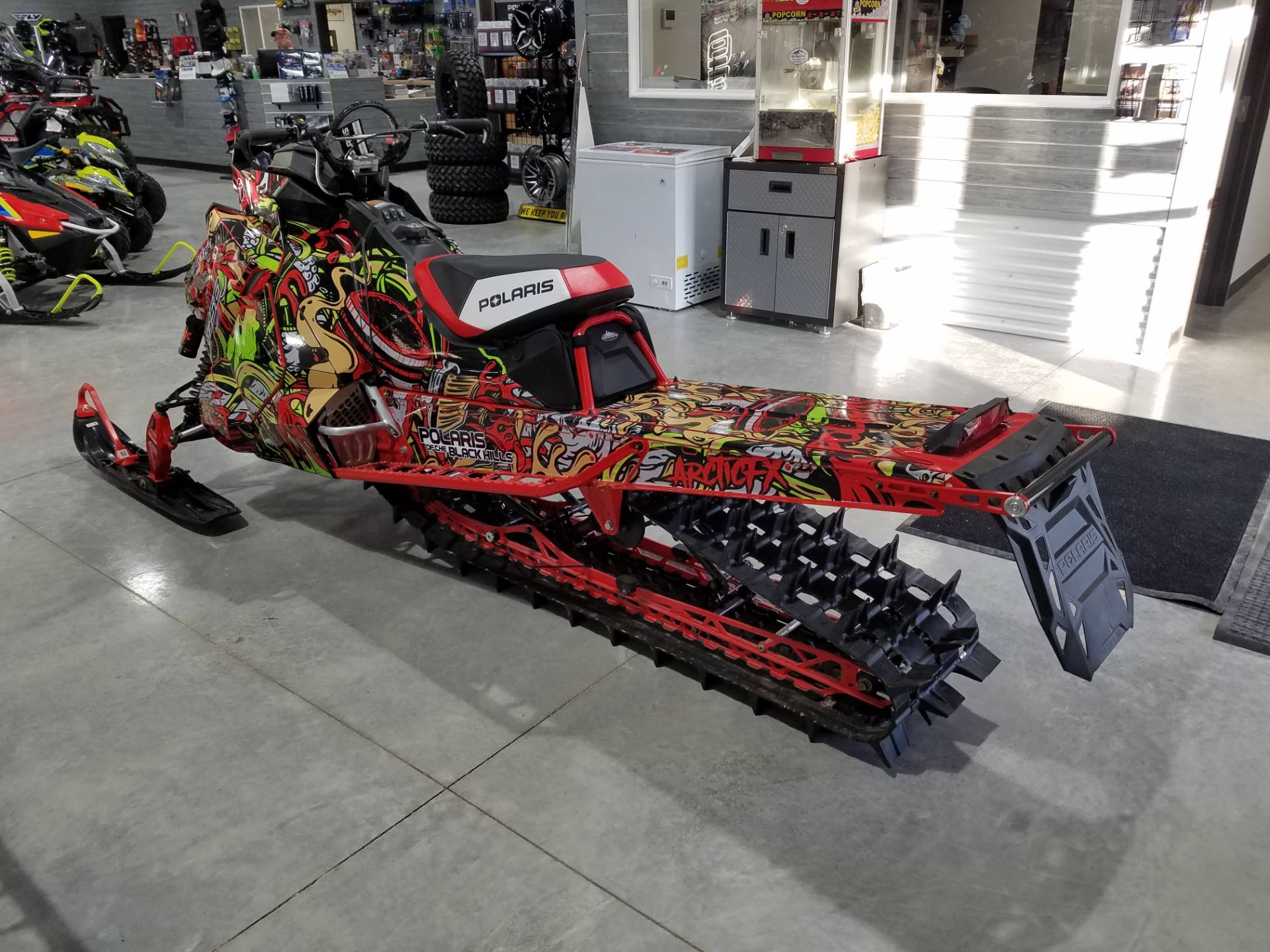 2019 Polaris 850 PRO-RMK 155 SnowCheck Select in Rapid City, South Dakota - Photo 4