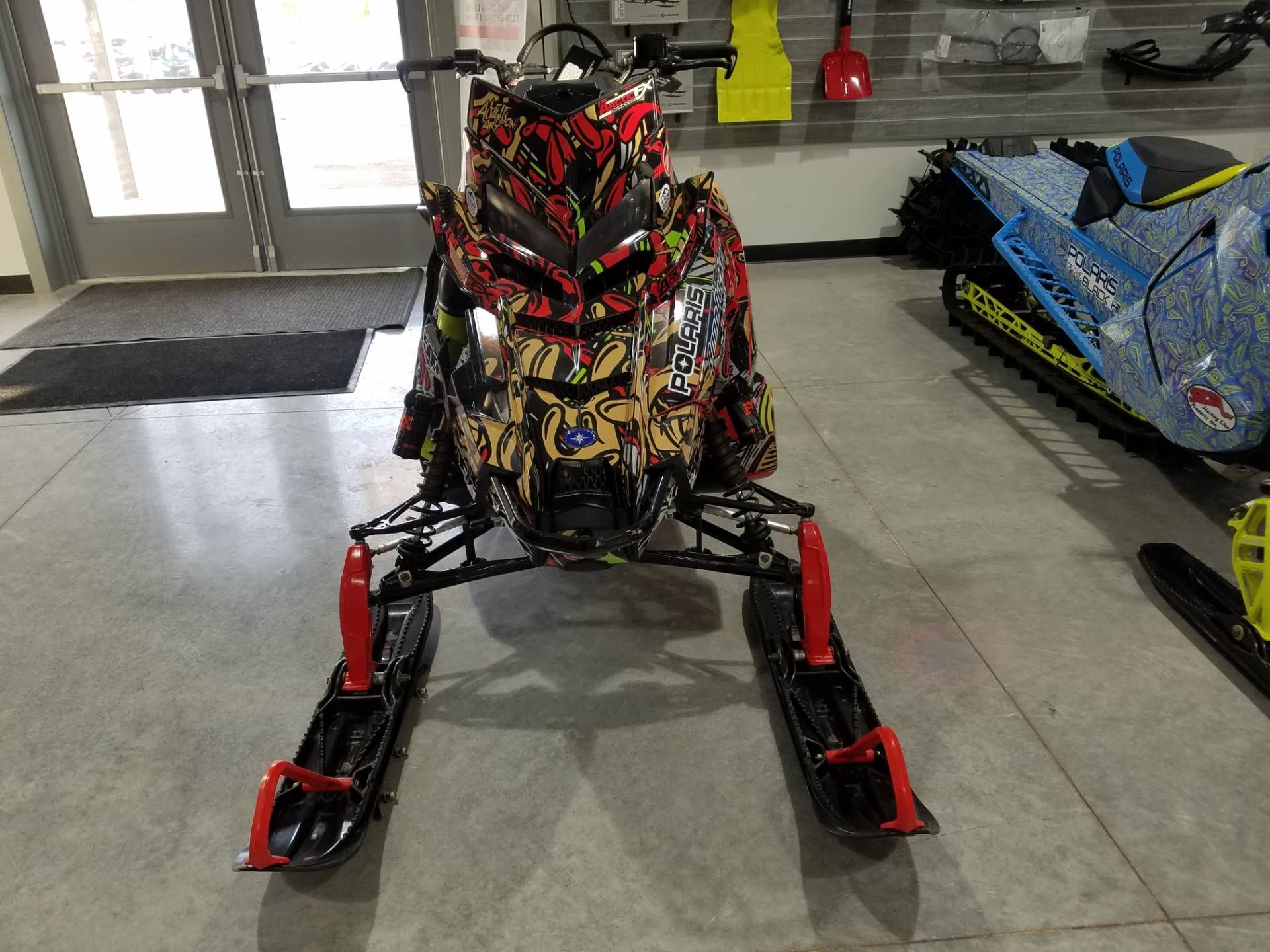 2019 Polaris 850 PRO-RMK 155 SnowCheck Select in Rapid City, South Dakota - Photo 11