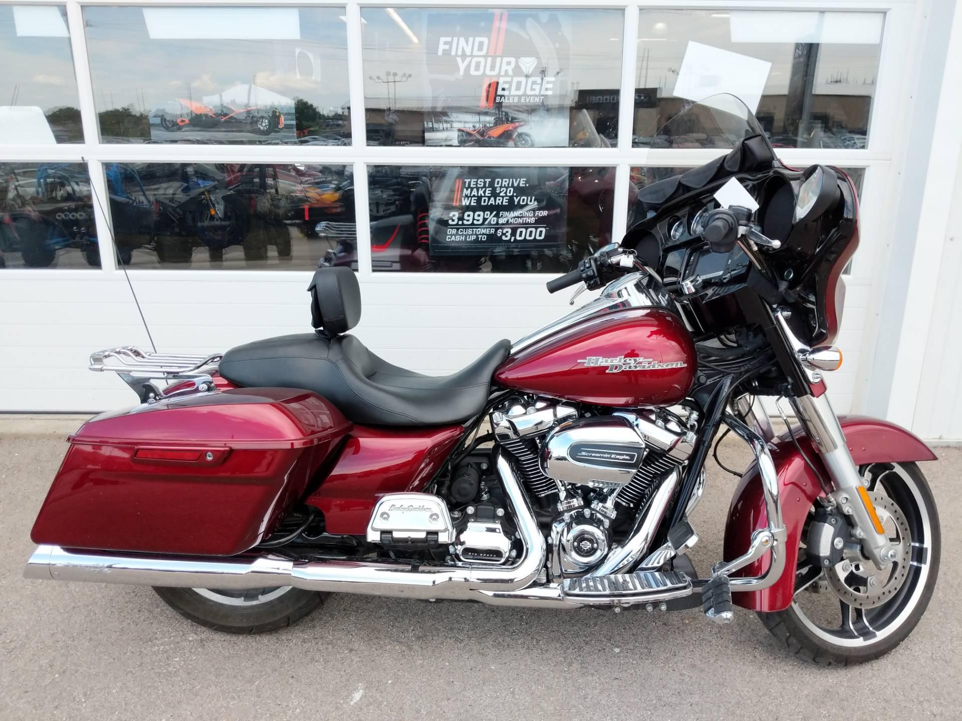 2017 Harley Davidson Street Glide Special In Rapid City South Dakota