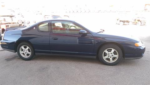 2001 Chevrolet Monte Carlo LS in Rapid City, South Dakota