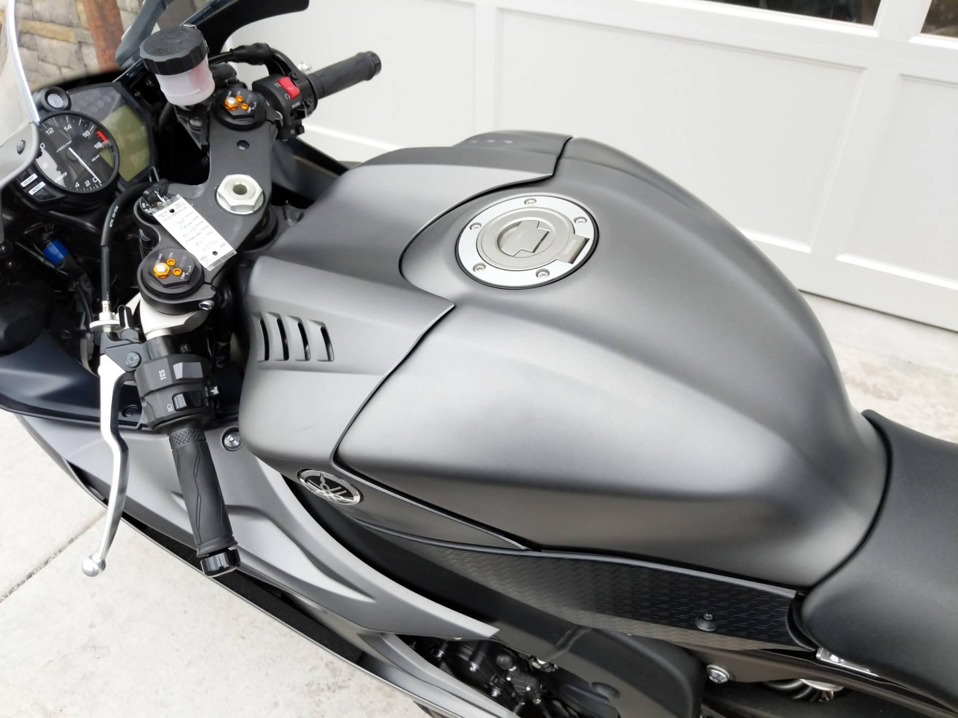 2018 Yamaha YZF-R6 12