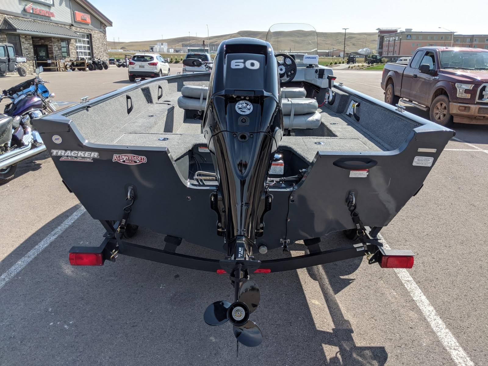 2019 Tracker Pro Guide V-16 SC in Rapid City, South Dakota - Photo 4
