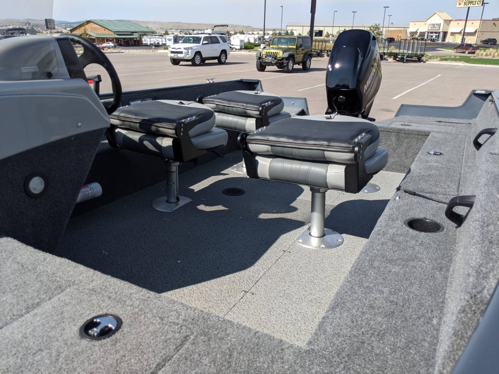 2019 Tracker Pro Guide V-16 SC in Rapid City, South Dakota - Photo 13