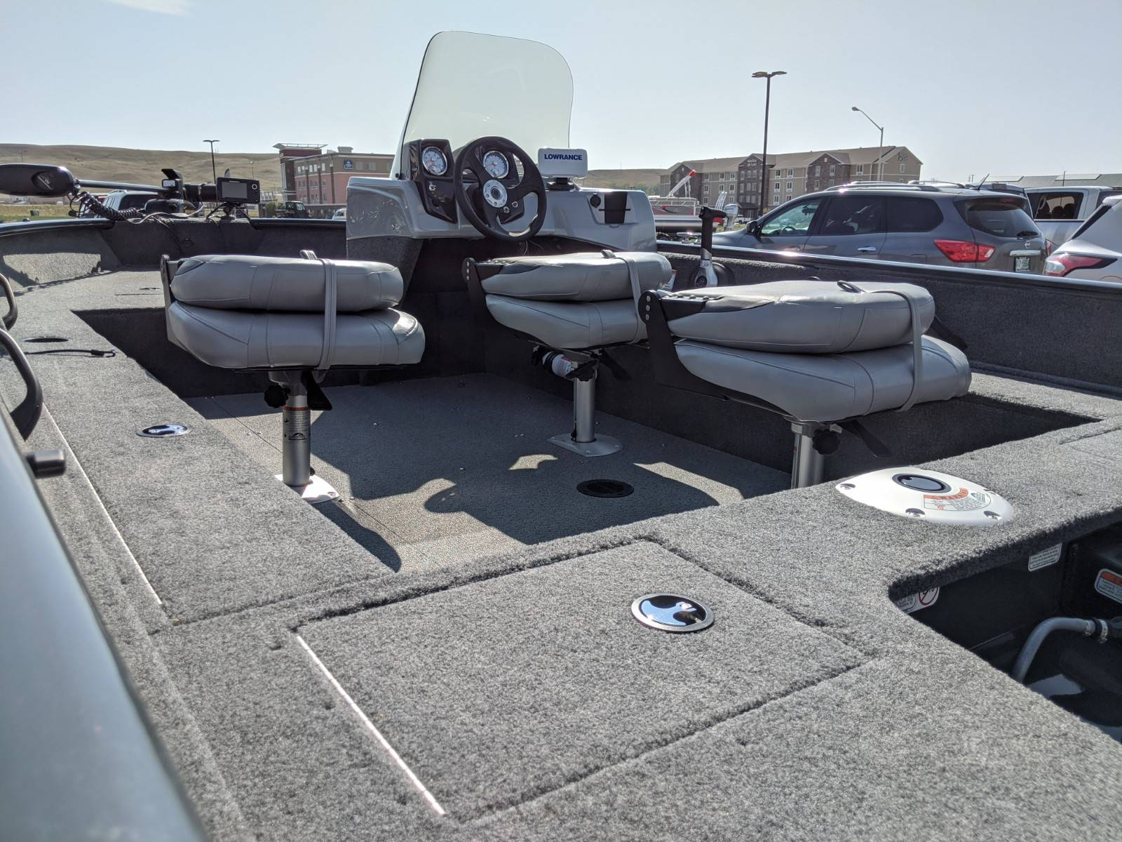 2019 Tracker Pro Guide V-16 SC in Rapid City, South Dakota - Photo 18