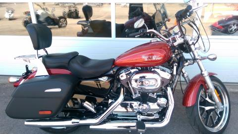 2014 Harley-Davidson SuperLow® 1200T in Rapid City, South Dakota