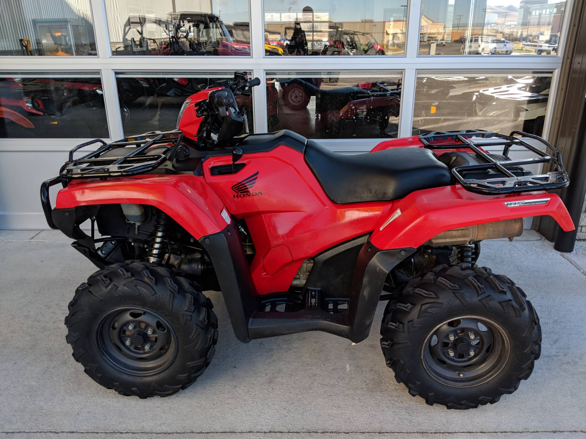 2016 Honda FourTrax Foreman Rubicon 4x4 Automatic DCT for sale 1315