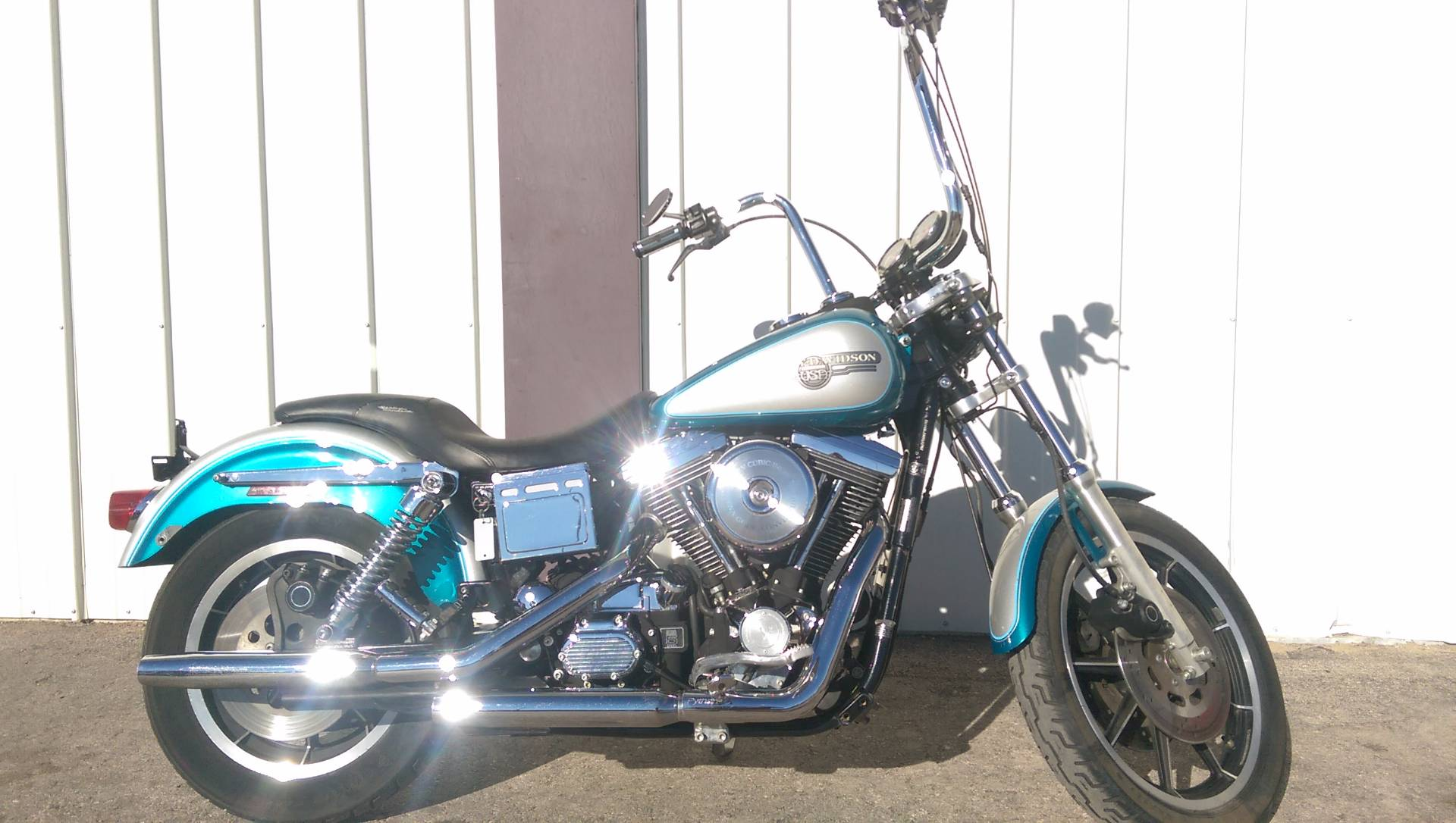 1994 Harley-Davidson FXDS Dyna Convertible 1