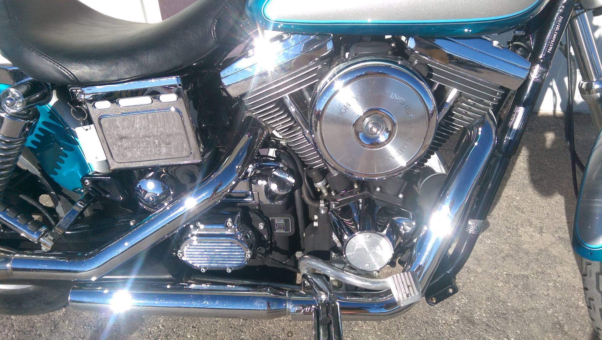 1994 Harley-Davidson FXDS Dyna Convertible 5