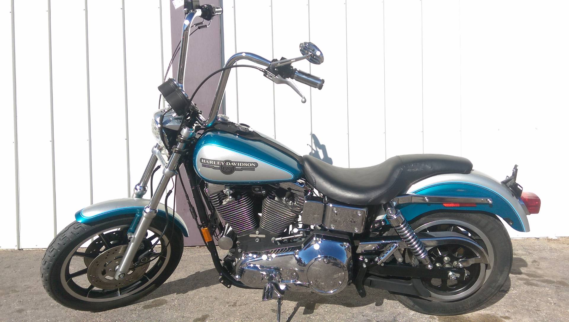 1994 Harley-Davidson FXDS Dyna Convertible 2