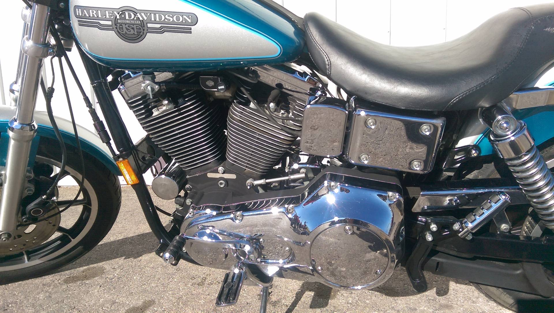 1994 Harley-Davidson FXDS Dyna Convertible 6