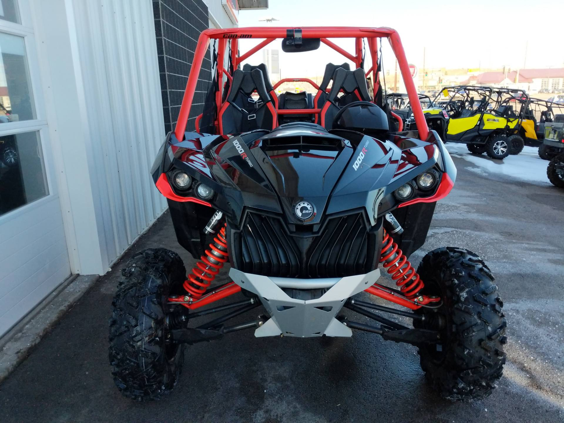 2016 Can-Am Maverick MAX X rs Turbo in Rapid City, South Dakota