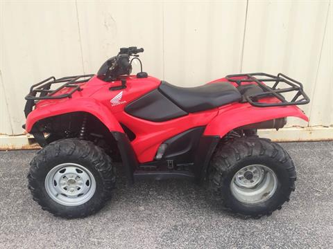 2012 Honda FourTrax® Rancher® 4x4 ES with EPS in Rapid City, South Dakota